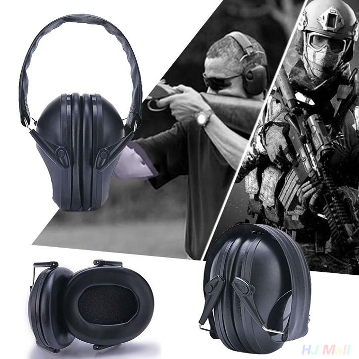 #Anti-noise ear muff shooting hunting hearing ear #protector soundproof #earmuff,  View more on the LINK: http://www.zeppy.io/product/gb/2/291947376435/