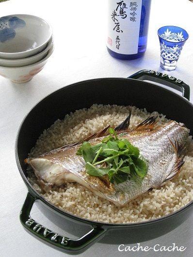 真鯛1尾で・・・鯛めし、湯引き、お吸い物 by カシュカシュさん ...