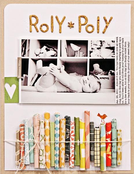"""""""Roly Poly"""" by Jen Jockisch"""