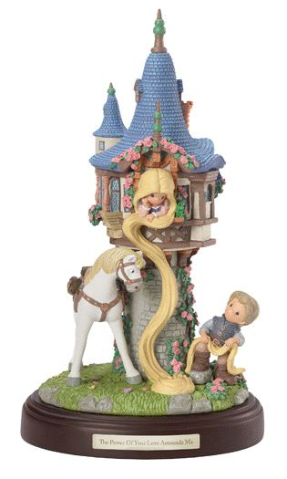 Precious Moments Limited Edition Disney Princess The Power Of Your Love Astounds Me. OMG!!!! I have to have this!!!!