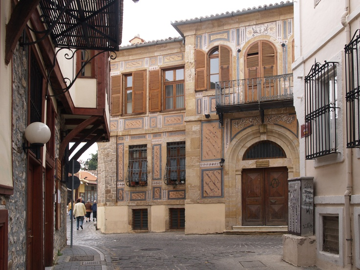 Xanthi - Greece; How can such a simple street seem so amazing?