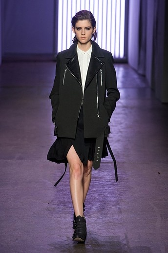 NYFW Backstage Q: 5 Minutes with Designer Rebecca Taylor   StyleCaster