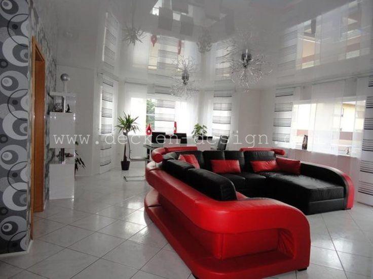46 best Decken Design images on Pinterest Blankets, Living room - abgeh ngte decke wohnzimmer