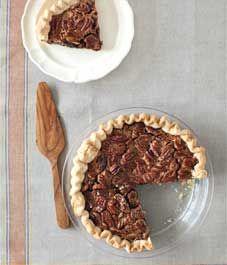 Chocolate espresso pecan pie recipe - Style At Home