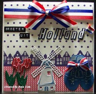 Anja Zom kaartenblog:Holland