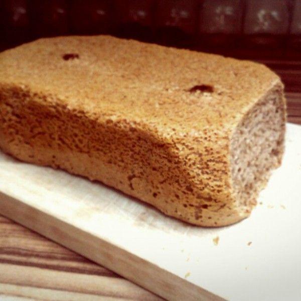 Pohankový chlieb