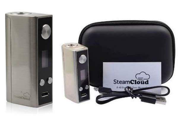 SteamCloud Box Mod Review   Vape Life   Box, Vape, Kitchen