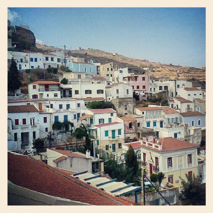 Ioulida, Kea island,Tzia,Cyclades,Hellas,Greece,Houses of Kea,Summertime,Travel in Greece