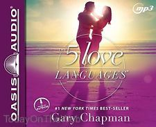 The 5 Love Languages: The Secret to Love that Lasts (CD Audiobook) Gary Chapman