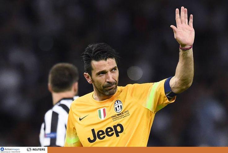 Gigi Buffon. Reuters