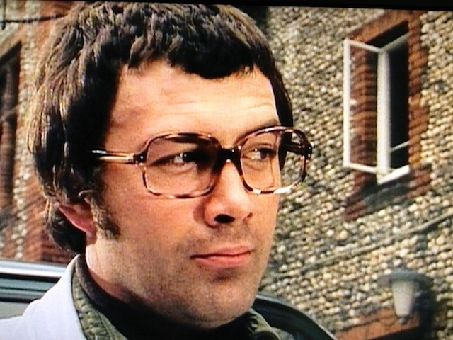 Geek glasses: Bodie from 1970's TV series The Professionals