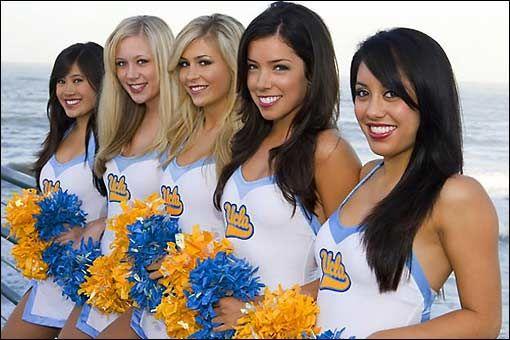 NCAA 2010's Best and Worst College Cheerleading Uniforms