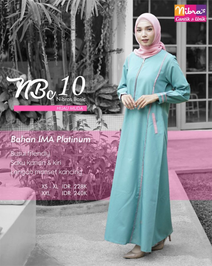 Pin By Grosir Baju Muslim Terbaru On Distributor Nibras Di Kaur In