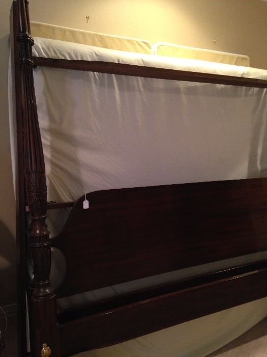 King size bed 4- poster rice bed  New Divide & Conquer sale starting this Thursday June 22-24, 2017 check out the details here:  http://divideandconquerofeasttexas.com/nextsales.php  #estatesales #consignments #consignment #tyler #tylertx #tylertexas #organizing #organizers #professionalorganizer #professionalorganizers #movingsale #movingsales #moving #sale #divideandconquer #divideandconquerofeasttexas #divideandconquereasttexas #marthadunlap #martha #dunlap