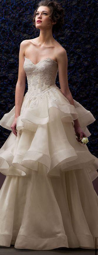Zeina Kash - Νυφικό Φόρεμα www.lovetale.gr