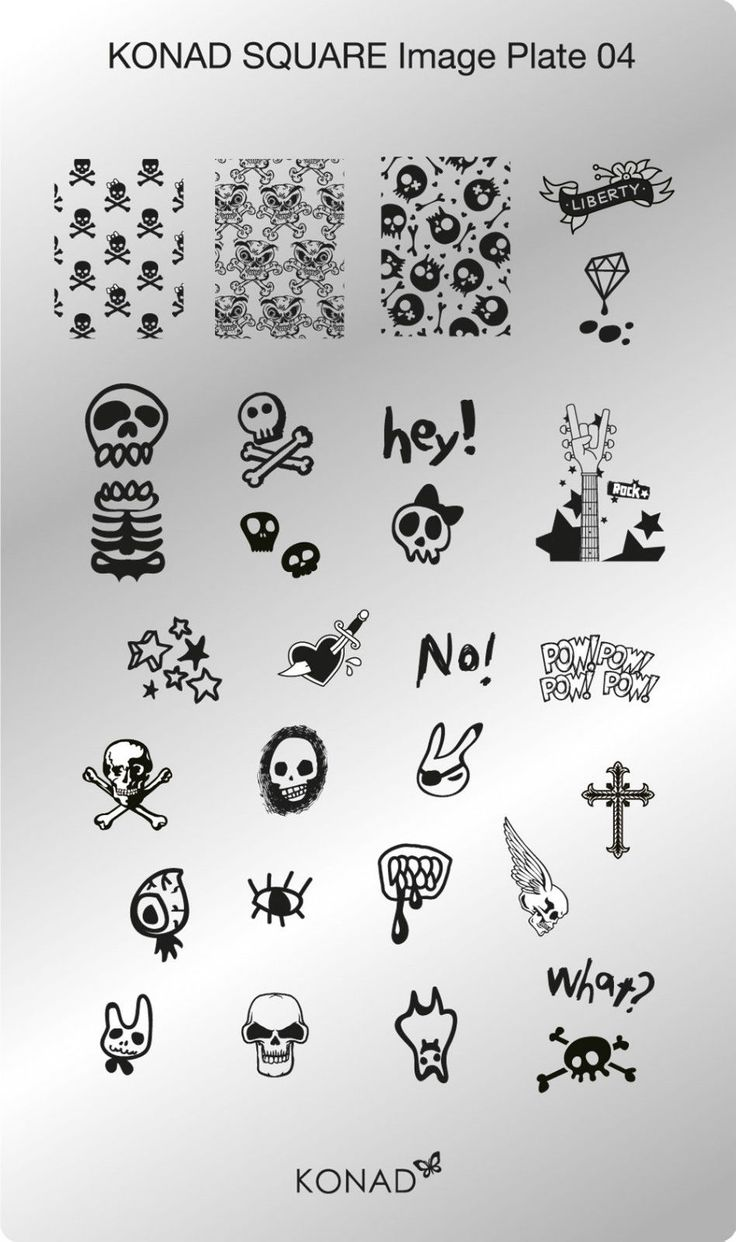 15 best Novedades images on Pinterest | Konad stamping, French ...