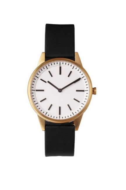 Minimalist watch: Father's Day gifts on ELLE.com