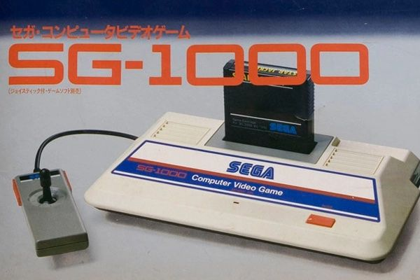 The SG-1000 is a cartridge-based video game console released in 1983 by Sega. #sega #segasg1000 #retrogaming