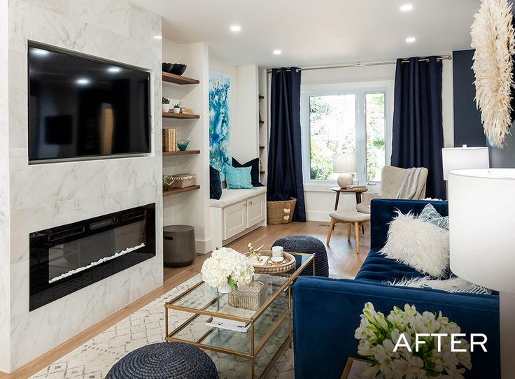Tamara Maddy The Scott Brothers Interior Design Home Living Room Snug Room