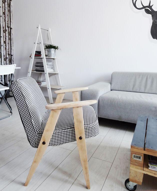 FOTEL 366 Z LAT 60-TYCH PROJ. JÓZEF CHIEROWSKI - Kolorum - Kanapy i fotele