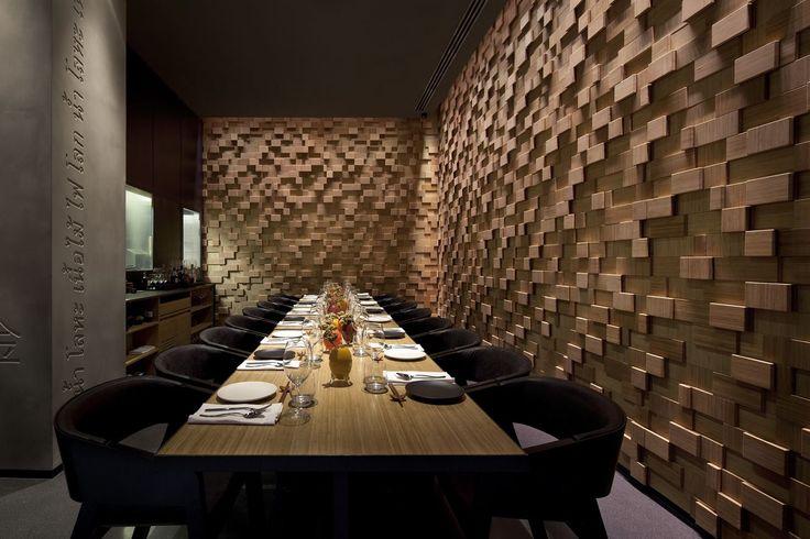 Taizu - Asia Terranean Kitchen, Tel Aviv, Israel - 2013 by Pitsou Kedem Architects