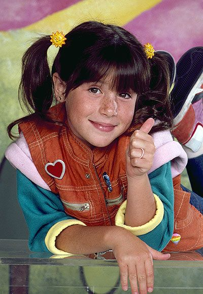 Punky Brewster was my girl Back in the Day! awesome!