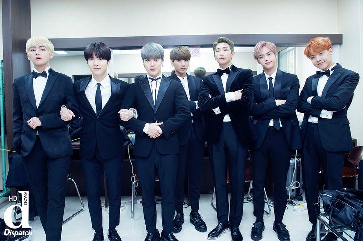 BTS at 2016 Korean Pop Culture & Arts Awards [161027]
