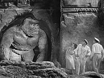 ¡MONSTRUOSO! Cine de Monstruos Gigantes: Animales e insectos: Son of Kong
