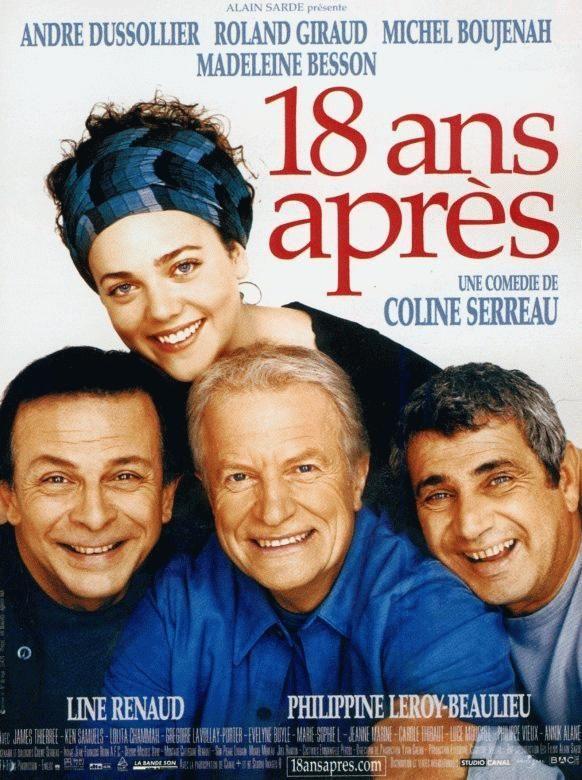 18 ans après (Coline Serreau) - 2003 F - Roland Giraud