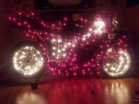 Christmas bike....