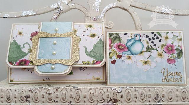 Artdeco Creations Brands: Enchanted Invitation Set by Bridget Louw