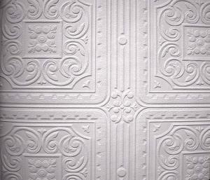 Scenery Wallpaper Wallpaper Looks Like Tin Ceiling