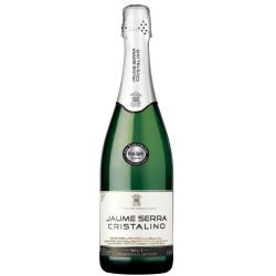 Jaume Serra Cristalino Brut Cava - Champagne & Sparkling