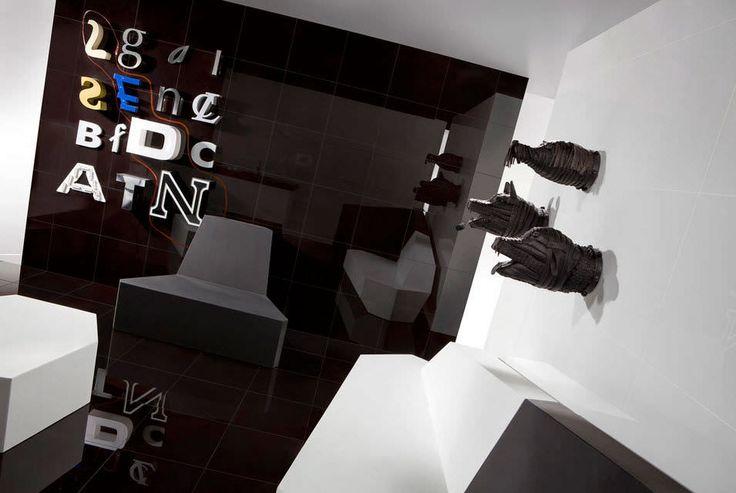 MUSEUM LED Collection #керамическая #плитка #керамогранит #sclux #интерьер