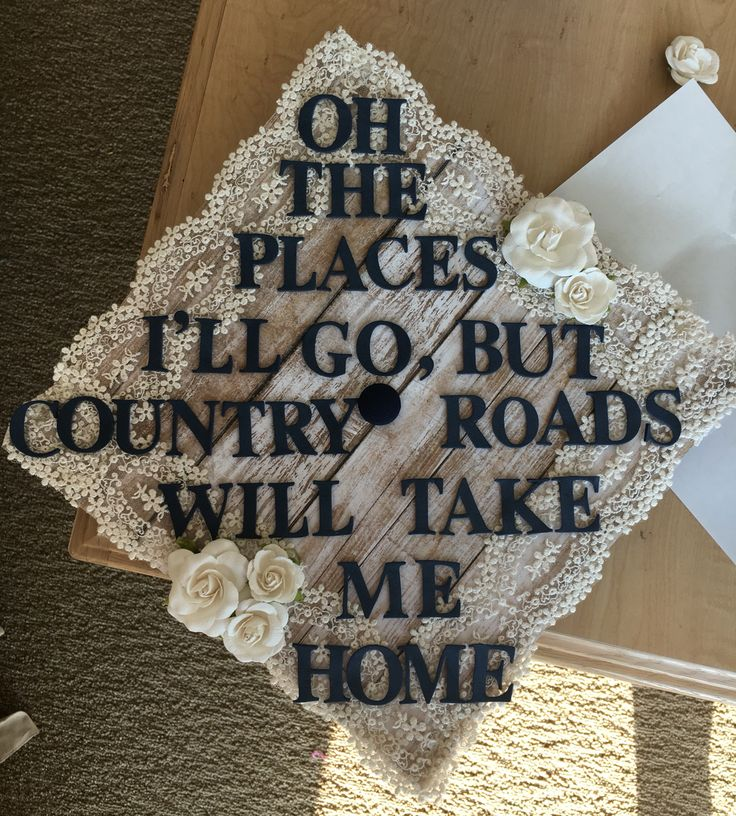 Country Graduation Cap