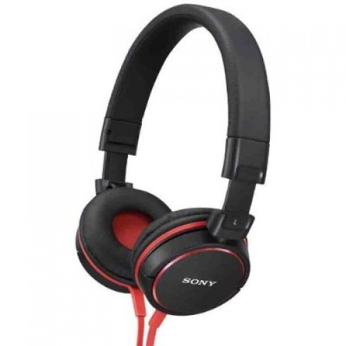 Sony mdr-zx600 red