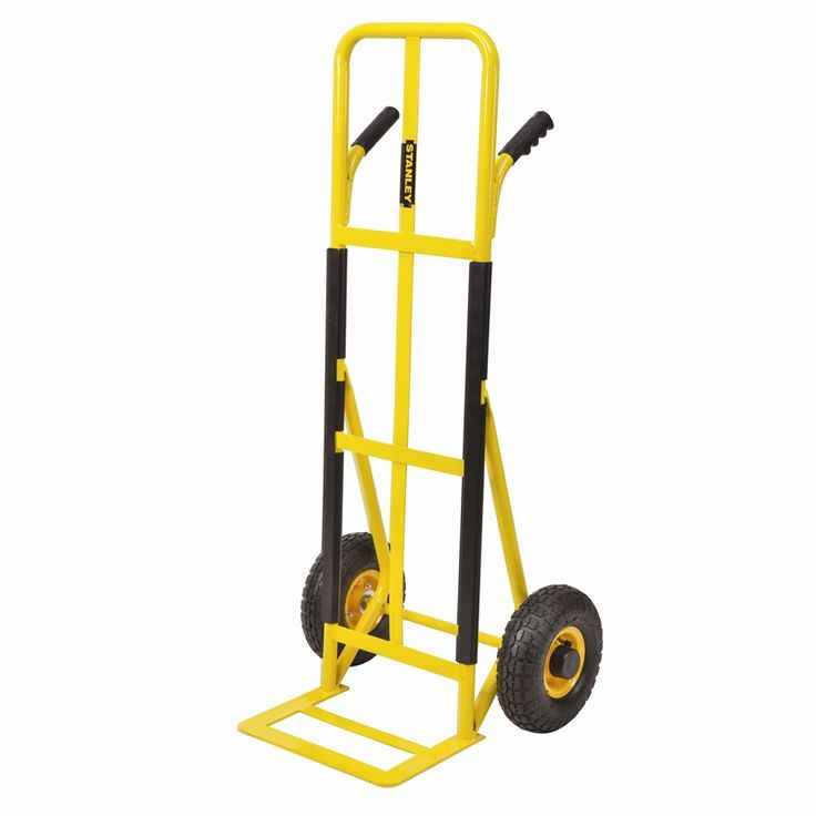 Find Stanley 200kg Upright Hand Trolley at Bunnings Warehouse. Visit your local store for the widest range of garden products.