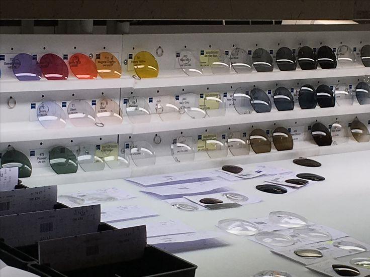 #Zeiss #sunglasses #productionvisit #Aalen #optiekannys