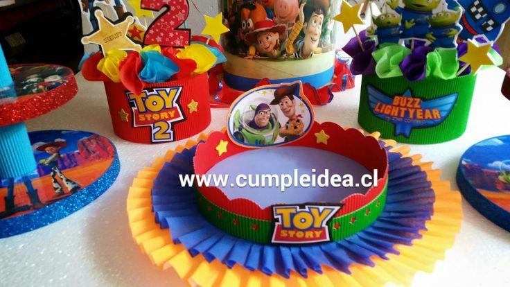 decoracion de toy story 2 para cumpleaños , Buscar con Google