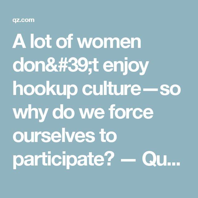 define hook up culture