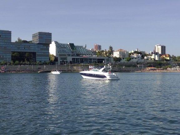 Luxury yacht charter - Cascais - Lisboa