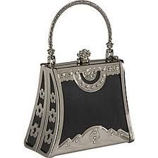 art deco evening bag, 1920s