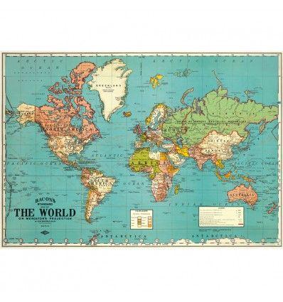 Très Plus de 25 idées uniques dans la catégorie Puzzle carte du monde  JK97