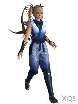 DOA5 Marie Rose Costume 21 Ninja Clan by rolance