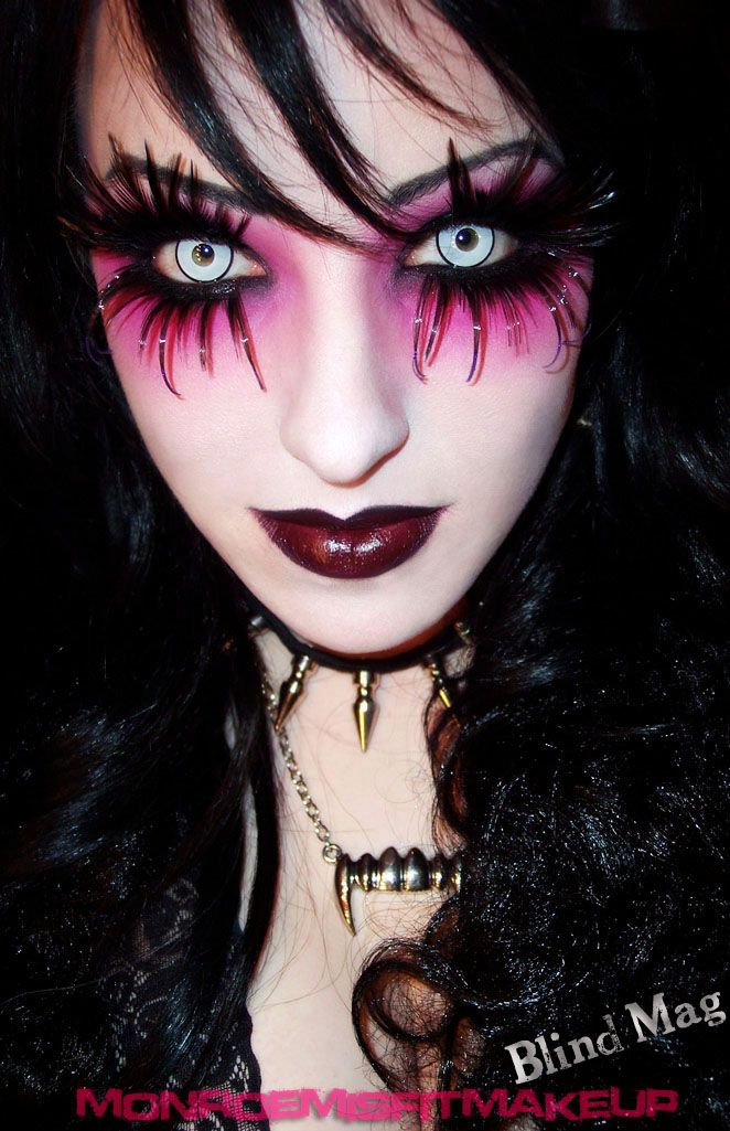 32 Best Images About Special Effects Halloween Makeup On