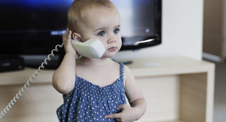 Toddler milestone: Talking