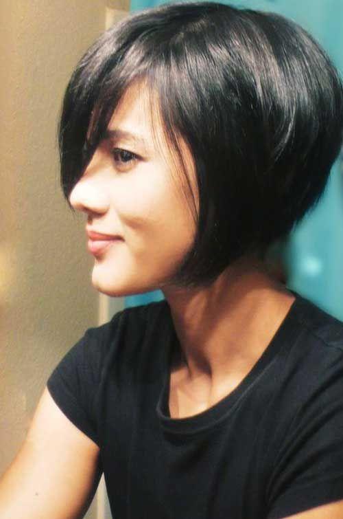 Cool 1000 Ideas About Short Bob Haircuts On Pinterest Short Bobs Short Hairstyles Gunalazisus
