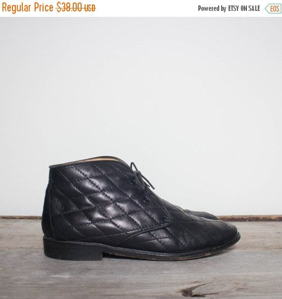 40% Off Sale 8 B  Cole Haan Quilted Leather Black by ShopNDG