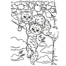 lisa frank coloring pages tiger - photo#11