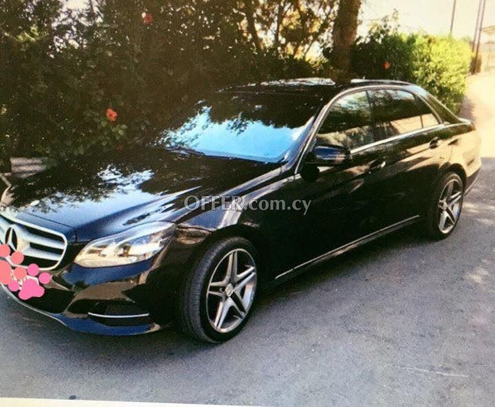 Mercedes e220 2013 for sale in Limassol - 2